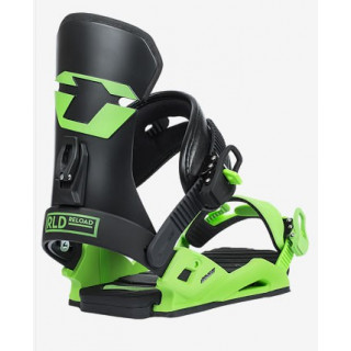Drake binding reload green/black men