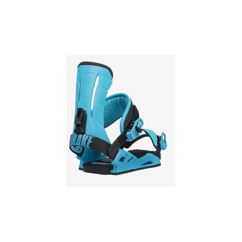 Drake binding supersport light blue men