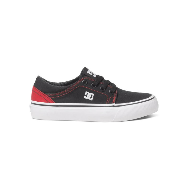 Dc Shoes trase tx b shoes youth black/ Red