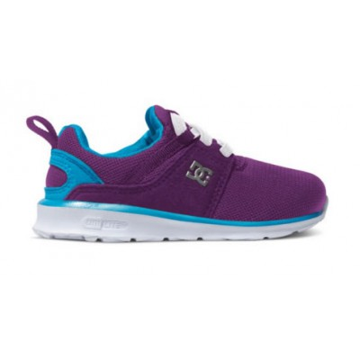 Dc Shoes heathrow t shoes pur youth Fillette