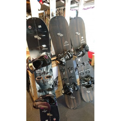 Rental Splitboard Jones Solution or Capita Snowboard