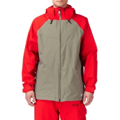 Volcom Veste Technique Homme Industrial Jacket Moss