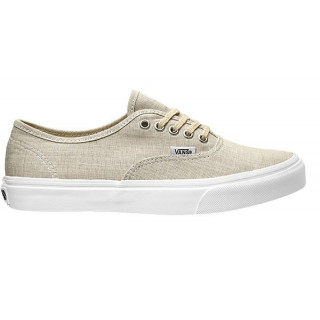 Vans authentic slim gray