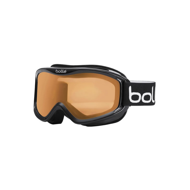 Bollé Masque ski mojo shiny black citrus
