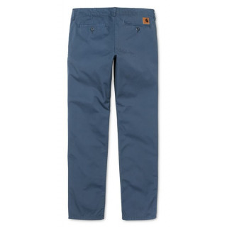 Carhartt club pant  union blue rinsed 34