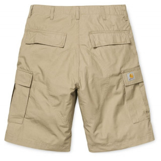 Carhartt cargo short 100% cotton leather rinsed no leght
