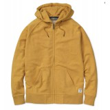 Carhartt hooded holbrook lt jacket oro heather