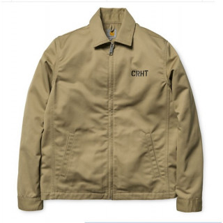 Carhartt modular jacket leather/black rinsed