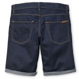 Carhartt SWELL SHORT BLUE RINSED NO LENGTH