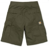 Carhartt regular cargo short cypress rinsed