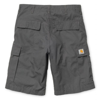 Carhartt regular cargo short blacksmith rinsed