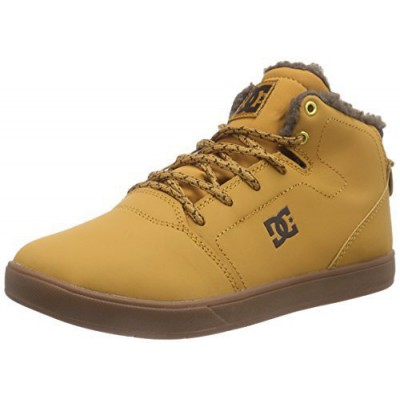 DC SHOES crisis high wnt  WHEAT/DKCHOCOLATE