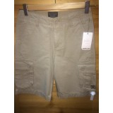 DC SHOES  KEASBY-BY BOYS CARGO SHORT KHAKI