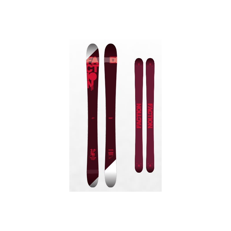 Ski Faction candide Thovex ct30 jr