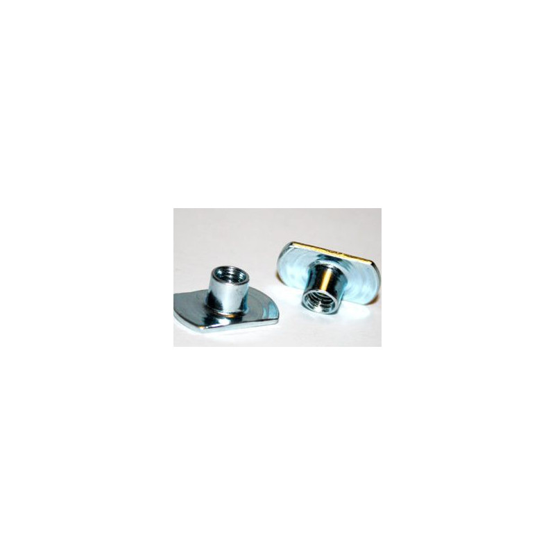 F2 Insert nuts, pour Carve RS, Intec RS