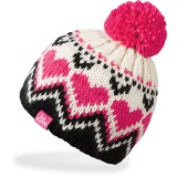 Dakine Bonnet Junior molly black/pink