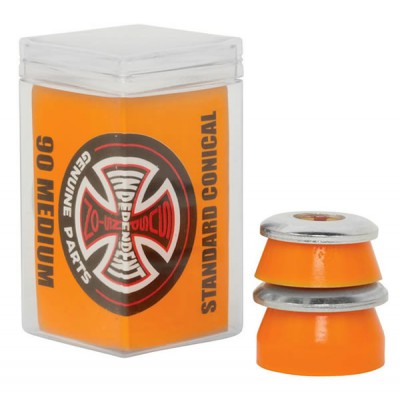INDEPENDENT bushings conical medium 90a orange