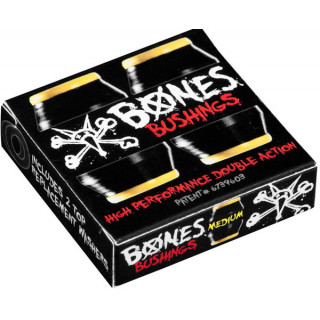 BONES bushings medium black medium black