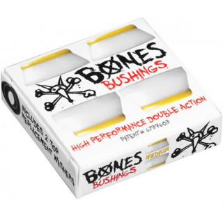 BONES  bushings medium white