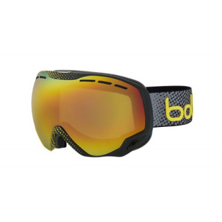 BOLLE EMPEROR bLACK yellow dots sunrise