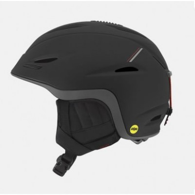 GIRO UNION MIPS MAP BLK/RED SP TCH