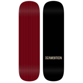 AMBITION Snowskate Team 17 Burgundy