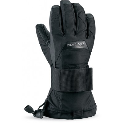 DAKINE wristguard jr glove black