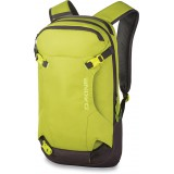 DAKINE heli pack dark citron L12