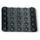 DAKINE spike stomp charcoal pad