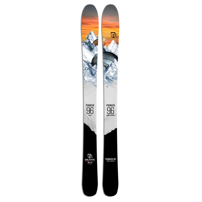 ICELANTIC pioneer 96 ski all mountain  174CM