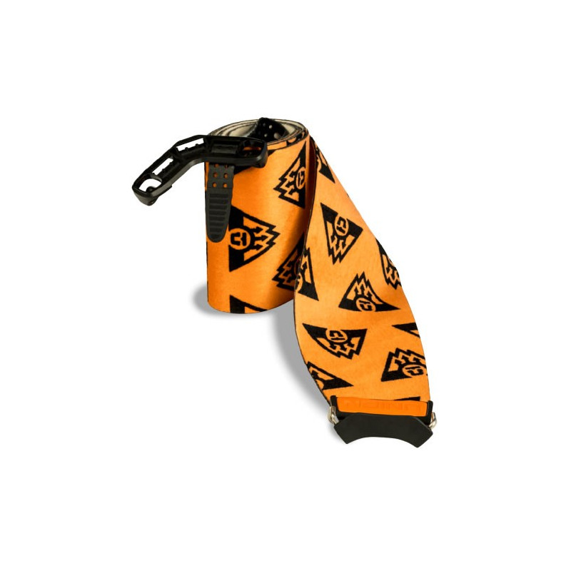 UNION climbing skins (max cm 172) orange