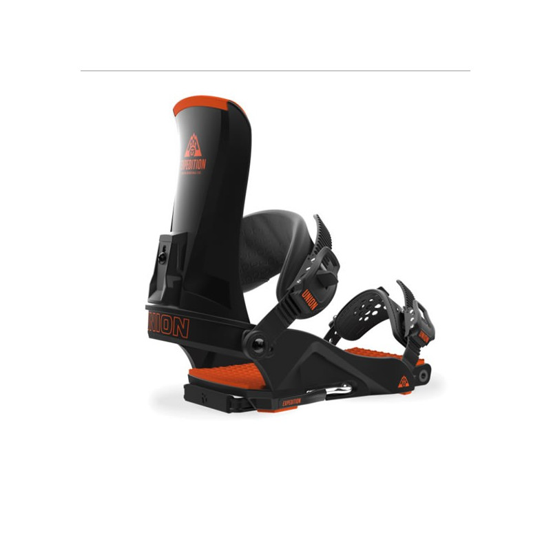 UNION BINDINGS EXPEDITION BLACK