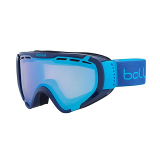 BOLLE explorer shiny blue brush aurora