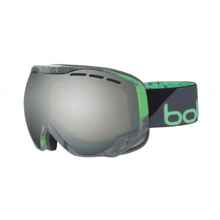 BOLLE emperor black & green zenith black chrome