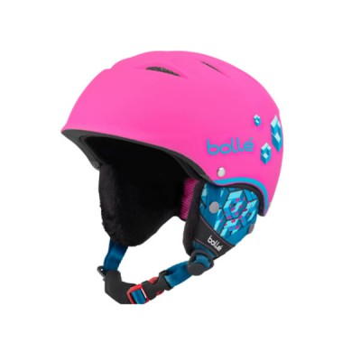 BOLLE b-free soft neon pink blocks