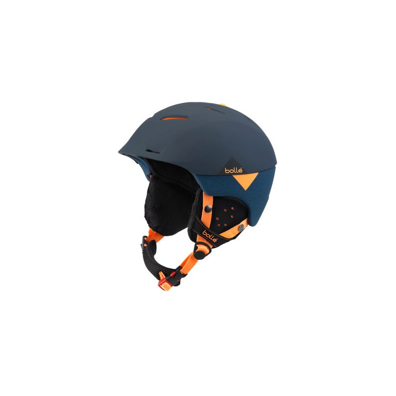 BOLLE synergie soft navy & orange