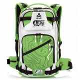 ARVA backpack calgary green/white