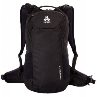 ARVA back pack explorer black/black