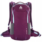 ARVA back pack explorer purple/grey 18L