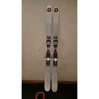 Skis junior d'occasion WHITE DOCTOR TW47 taille 147 cm