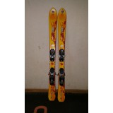 Skis junior d'occasion K2 Luv Bug taille 112 cm