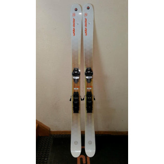 Skis d'occasion WHITE DOCTOR TW10 2017 taille 180 cm
