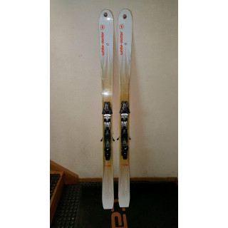 Skis d'occasion WHITE DOCTOR FT10 2015 taille 189 cm