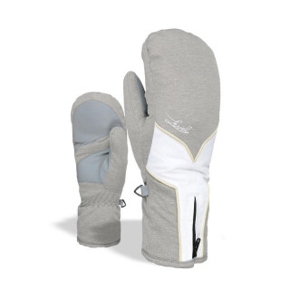 LEVEL Moufles Liberty mitt gore tex pk blanc