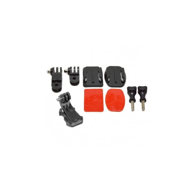 Radcam KIT COMPLET FIXATION CASQUE