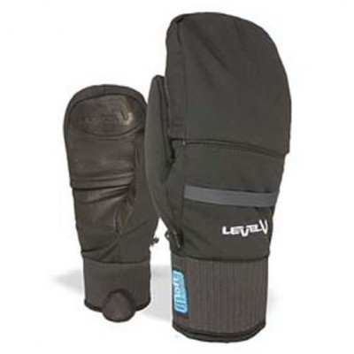 LEVEL gant dual mitt noir