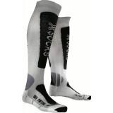 X-SOCKS chaussettes Ski metal ag/ant