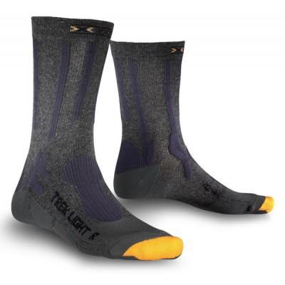 X-SOCKS chaussettes trekking lgt anthr