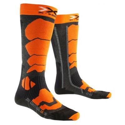 X-SOCKS chaussettes de Ski Control 2.0 Ant/og