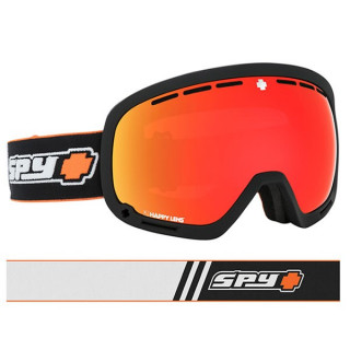 SPY MASQUE marshall old school blk gry grn rd spec + pers lc sil